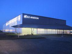 Sikorsky Memorial Airport - EXTECH