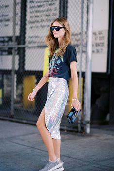 New York Fashion Week SS 2016....Chiara