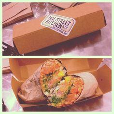 Hai Street Kitchen & Co. in Philadelphia, PA  to go sushi roll burritos