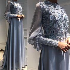 Likes, 2 Kommentare – Fashion Designer🇹🇷Biskad K. Hijab Wedding, Muslim Wedding Dresses, Muslim Dress, Dress Wedding, Muslim Brides, Abaya Fashion, Muslim Fashion, Modest Fashion, Fashion Dresses