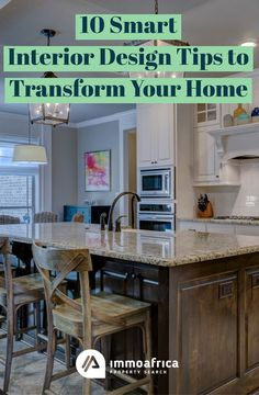 10 Smart Interior Design Tips to Transform Your Home Country Kitchen Designs, Country Kitchens, Farmhouse Side Table, Cute Dorm Rooms, Interior Design Tips, Design Blogs, Design Styles, Kitchen Styling, Kitchen Storage