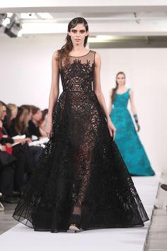 REVLON sponsors the @OscarPRGirl show during Mercedes-Benz NY Fashion Week Fall/Winter 2013. Photo credit: Starpix for Revlon #RevlonNYFW #NYFW