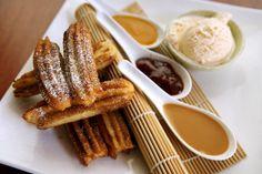 ¿Te gustan los churros? ¡Intenta esta receta del Chef Edgardo Noel Rivera!: http://www.sal.pr/recetas/churros.html