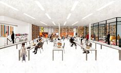 Gallery of Reimagining 448 Local Libraries in Moscow, One Space at a Time - 5