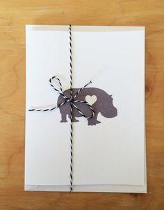 Valentines Card Love Cards Nursery Decor Baby by fuzzyhipposhop