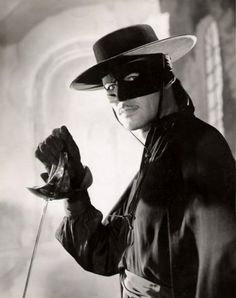 Zorro (1957-59). Guy Williams.