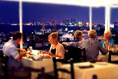 Barcelona Tapas-Puerto Vallarta - great view and great food (Necia recommends as well)
