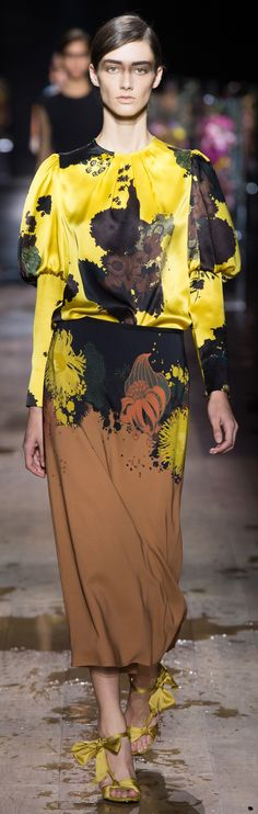 Dries Van Noten - Spring 2017