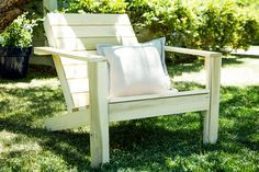 This DIY Adirondack Chairs are perfect for your deck so you can relax this summer! For more summer inspired DIYs, watch Home & Family weekdays at 10a/9c on Hallmark Channel!