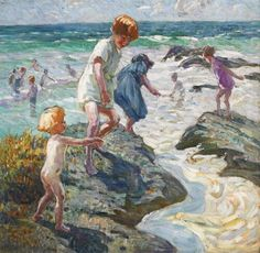 Dorothea Sharp (British painter) 1874 - 1955