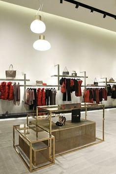 RACK DETAIL 19 Stylish Retail Design Stores Interiors Around The World