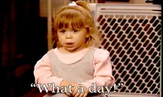 Pin for Later: Obviously, Mary-Kate and Ashley Have the Best Facial Expressions The Full-On Exasperation