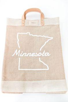 Minnesota Market Bag | Fidelis Co