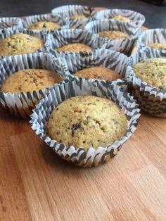 Krea10vmamma:+Små+vaniljemuffins+med+sjokoladebiter