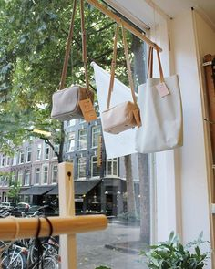 These bags by @puc_bag are super soft and made by hand. #kolifleur