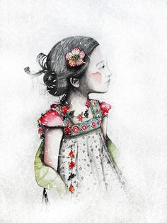 Pinzellades al món: Les il·lustracions de Delphine Labedan