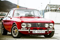 Photograph ALFA ROMEO GIULIETTA 1974 #1 by LAPIX STUDIO on 500px