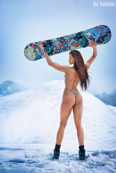Theme snowboarder girls nude playboy