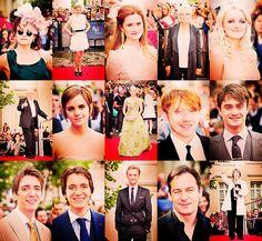 The wonderful cast *--*