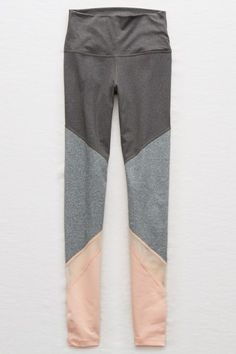 AERIE MOVE COLORBLOCK LEGGING, fashion, clothing, clothes, style, women