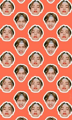 BTS // Meme Wallpaper - Kim Taehyung Version [Repinned ]