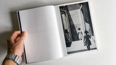 Interior del libro de Fotografía Valparaiso, Sergio Larrain.