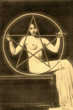 Magick Wicca Witch Witchcraft: 1920s