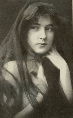 Evelyn Nesbit 1901