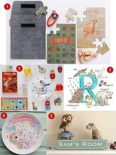 5 Great Ideas for Personalised Baby Gifts - Here Comes Baby Blog UK