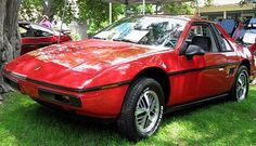 1984 Pontiac Fiero SE: I needed to put a new Alternator belt on and was still in the process of learning how to do it when my sister brought her mechanic to do it for me.