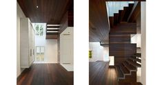 Maison Escalier by Moussafir Architectes Associés | © Hervé Abbadie