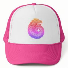 Baseball Cap AMMONITE unicorn Go Pink, Pink Yellow, Custom Hats, Custom Clothes, Biker Tattoos, Biker Chick, Ammonite, Biker Style, Woman Quotes