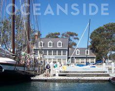 Jolly Roger Restaurant in Oceanside Harbor