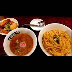 TETSUいってきた #つけ麺 #ラーメン横丁 #tetsu #delicious # by kazushiii2095