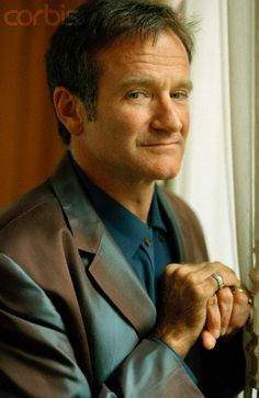American Actor Robin Williams - 42-17290677 - Rights Managed - Stock Photo - Corbis