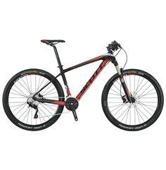 Scott Scale 735 är mountainbiken för dig som vill ha en ruskigt bra grund, fina komponenter och en riktigt vass kolfiberram.