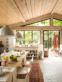 French Farmhouse By Grain & Ficelle