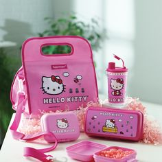 Hello Kitty Lunch Kit