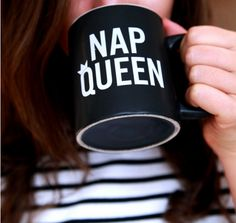 Nap Queen Mug   dormify.com Shop the cutest gifts on Dormify!