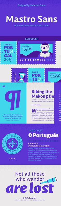 Mastro Sans - Mastro is a contemporary humanist sans serif. The lowercase shapes are simple yet distinct, its organic design (specially the italic) are based on different stroke modulation ideas combined into a coherent whole. The uppercase is inspired in roman capital proportions yet keeping the...