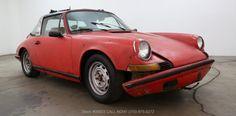 Porsche 911E Targa For Sale at Classic Car Car Trader - Used Autos For Sale at Car-Trader.com