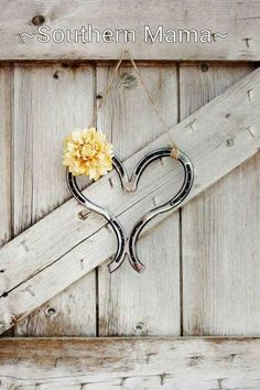 Any farriers have daughters getting married? I love this idea for a cowboy wedding.