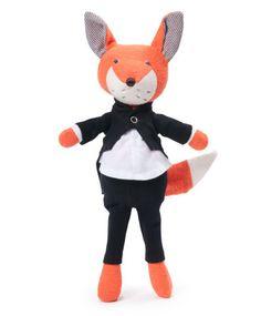 """Hazel Village Owen Fox, this fox says: """"take me home!"""""""