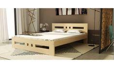 Manželská postel z masivu Romain 180x200cm Bed, Furniture, Home Decor, Bed Frames, Decoration Home, Stream Bed, Room Decor, Home Furnishings, Beds