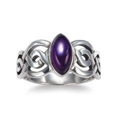 925 Sterling Silver Genuine Amethyst Stone Celtic Double Infinity Knot Ring Nickel Free - Size 8 Chuvora http://www.amazon.com/dp/B00HWYV7VI/ref=cm_sw_r_pi_dp_MjA1tb1PPPEJ2EYB