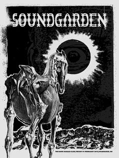 Soundgarden -Milwaukee, 2013