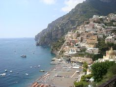 Positano -Loved it here. Need to revisit.