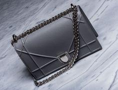 Check out our photos of the brand new Christian Dior Diorama Bag.