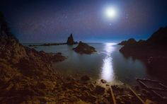 Milky Way and the beach of the Sirens by Antonio Photo-Ispirazione on 500px