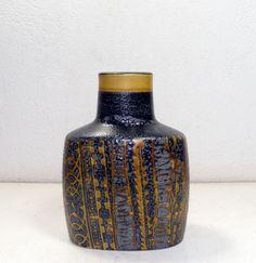 ROYAL COPENHAGEN Nils Thorsson Fajance Baca Vase 724/3207 #RoyalCopenhagen